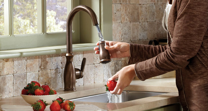 faucets, showers & accessories for bathroom, kitchen & more - moen